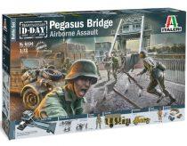 Italeri PEGASUS BRIDGE - D.Day 1944-2019 - BATTLE SET