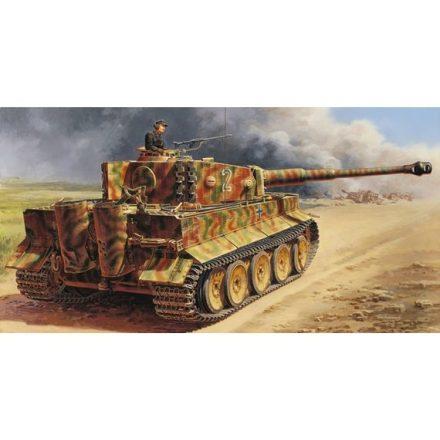Italeri Pz. Kpfw. VI Tiger I makett