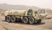 Italeri M978 FUEL SERVICING TRUCK makett