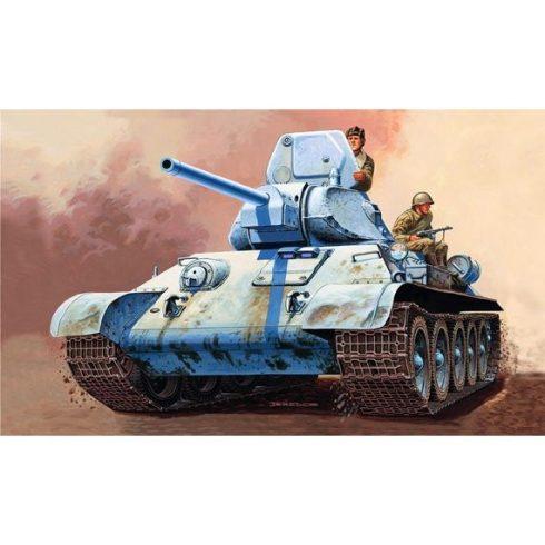 Italeri T 34/76 Russian Tank makett