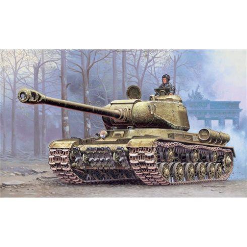 Italeri JS-2m Stalin - SOVIET HEAVY TANK makett