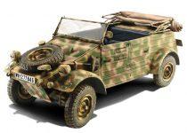 Italeri Kdf. 1 Typ 82 Kübelwagen makett