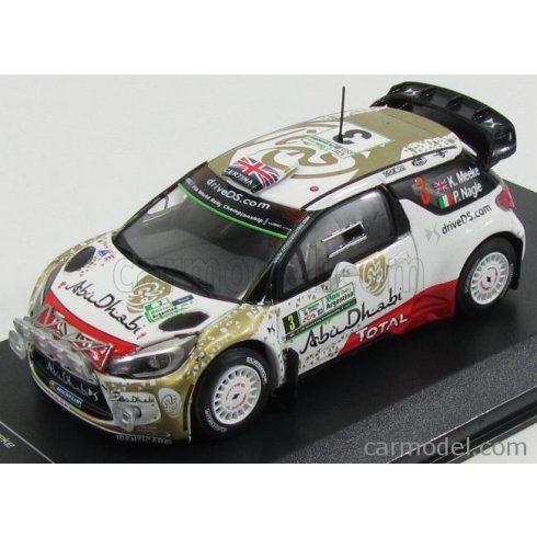 IXO CITROEN DS3 WRC (night version) N 3 RALLY ARGENTINA 2015 K.MEEKE - P.NAGLE