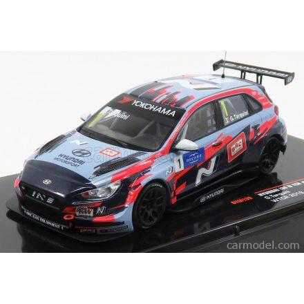 IXO Hyundai i30 N TCR, No.1, Squadra Corse Team, WTCR, G.Tarquini, 2019