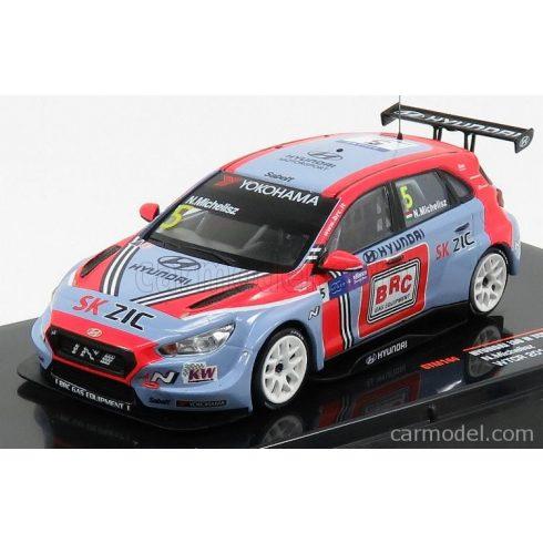 IXO Hyundai i30 N TCR, No.5, Squadra Corse Team, WTCR, 2018 N.Michelisz