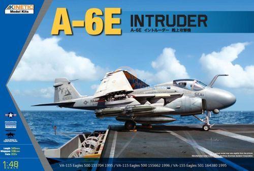 Kinetic A-6A/E Intruder makett
