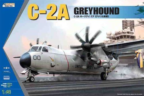 Kinetic C-2A Greyhound makett