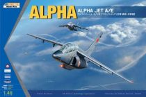 Kinetic Alpaha Jet A/E makett