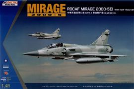Kinetic Mirage 2000C ROCAF W/Tractor