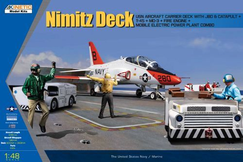 Kinetic Carrier Deck/GSE W/T-45
