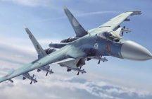 Kinetic Sukhoi Su-33 Sea Flanker