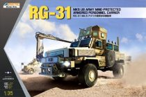 Kinetic RG-31 MK5 makett