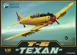 Kitty Hawk T-6 Texan  Decals for France, Philippine, Spain, Belgium