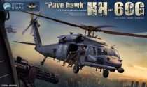 "Kitty Hawk HH-60G ""Pave Hawk"" makett"