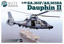 Kitty Hawk Aerospatiale SA.365F/AS.565SA Dauphin II makett