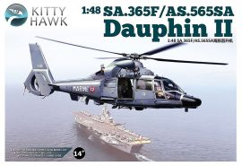 Kitty Hawk Aerospatiale SA.365F/AS.565SA Dauphin II