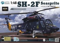 Kitty Hawk SH-2F Kaman Seasprite makett