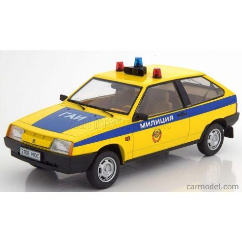 KK-SCALE LADA SAMARA RUSSIAN POLICE 1984