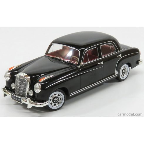 KK-SCALE MERCEDES 220S LIMOUSINE 1954 - BLACK