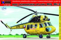 KP Model Mil Mi-2 Hoplite makett