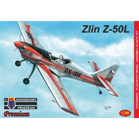 KP Model Zlin Z-50L makett