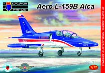 KP Model Aero L-159B Alca makett