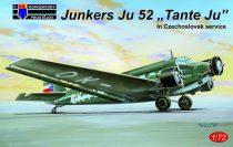 KP Model Junkers Ju-52/3M Czechoslovak makett