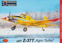 """KP Model Let Z-37T """"Agro Turbo"""" makett"""