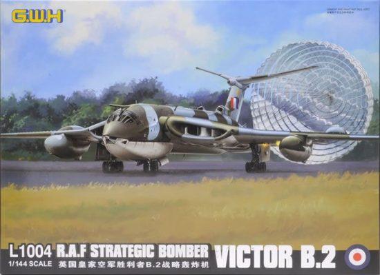 Great Wall Hobby Handley-Page Victor B.2 makett