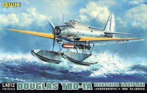 Great Wall Hobby Douglas TBD-1a 'Devastator' Floatplane