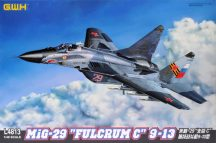 """Great Wall Hobby Mikoyan MiG-29 9-13 """"Fulcrum C"""" Late Type"""