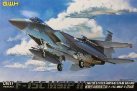 Great Wall Hobby F-15C MSIP II