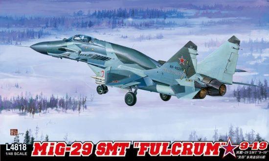 Great Wall Hobby MiG-29 SMT Fulcrum makett
