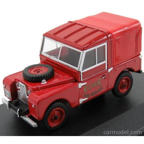 OXFORD MODELS LAND ROVER LAND SERIES 1 88'' ROVER FIRE BRIGADE 1948