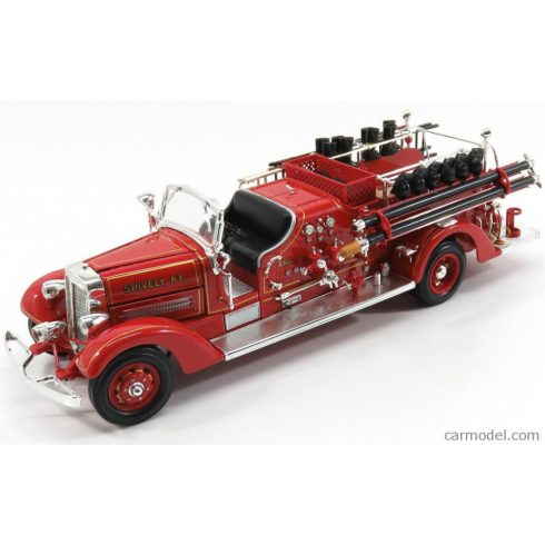 LUCKY DIECAST AHRENS FOX VC TRUCK BOONTON FIRE ENGINE 1938
