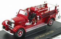LUCKY DIECAST MACK TYPE 75BX SCALE FIRE ENGINE 1935