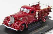 LUCKY DIECAST AMERICAN LAFRANCE B-550RC FIRE ENGINE TRUCK 1939