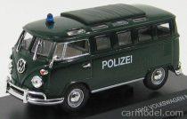 LUCKY DIECAST VOLKSWAGEN T1 MINIBUS POLIZEI - POLICE 1962