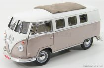 LUCKY DIECAST VOLKSWAGEN T1 MICROBUS 1962 - TETTO APRIBILE