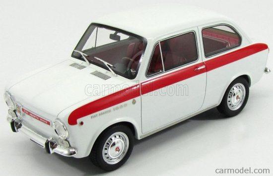 LAUDORACING FIAT ABARTH OT1000 (850) SPECIAL EDITION 1964