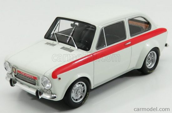 LAUDORACING FIAT OT1600 ABARTH 1965