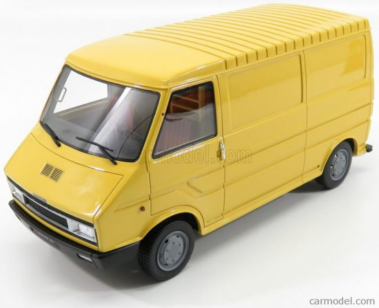LAUDORACING FIAT 242 VAN 1-SERIES 1974