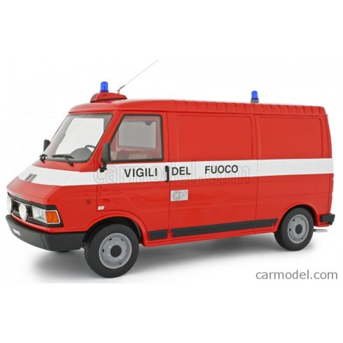 LAUDORACING FIAT 242 VAN VIGILI DEL FUOCO 1984 FIRE ENGINE