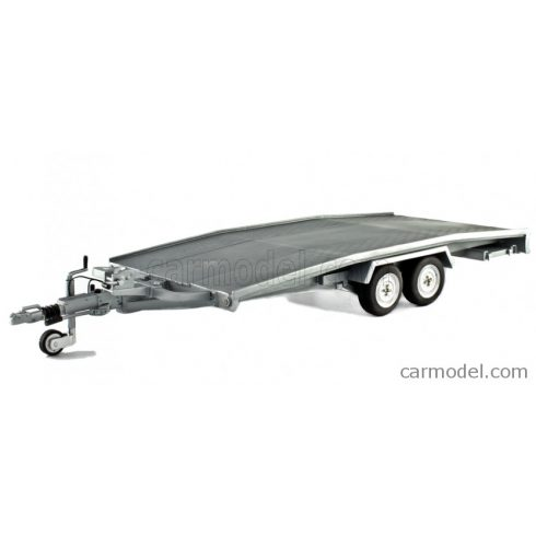 LAUDORACING ACCESSORIES ELLEBI - CARRELLO TRASPORTO AUTO - CAR TRANSPORTER TRAILER