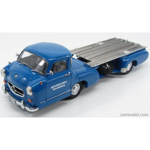 CMC MERCEDES BENZ RACING CAR TRANSPORTER TRUCK RENNABTELLUNG 1955