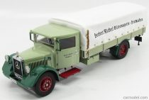 CMC MERCEDES BENZ LO2750 TRUCK WITH TARPAULIN - CASSONE TELONATO 1933