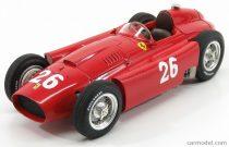 CMC FERRARI F1 D50 LONG NOSE N 26 2nd MONZA ITALY GP FANGIO 1956 WORLD CHAMPION
