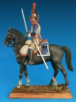 MiniArt French Cuirassier Napoleonic Wars