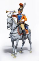 MiniArt 2nd Westphalian Cuirassiers Regiment 1809