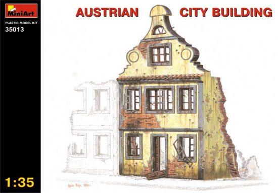 MiniArt Austrian City Building